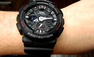 Casio G-Shock GA-120BB-1AER