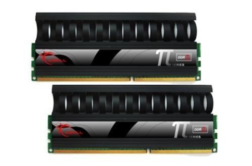G.SKILL DDR2 4GB (2x2GB) Pi-Black 1066MHz CL5