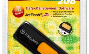 Transcend JETFLASH 500 2GB TS2GJF500