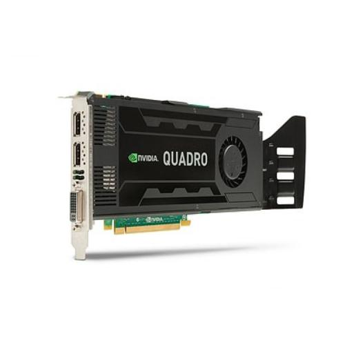 HP NVIDIA Quadro K4000 3GB Graphics C2J94AA