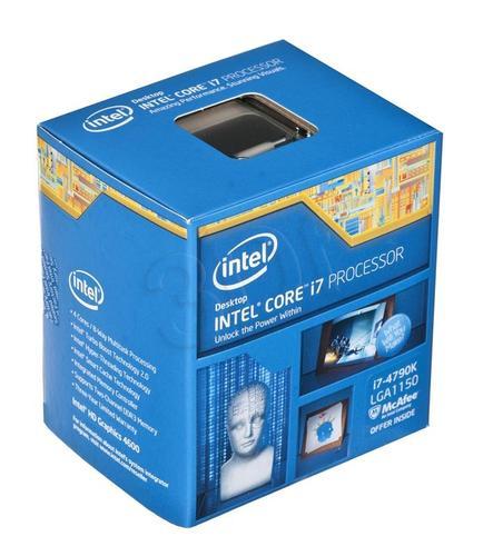 intel CORE i7 4790K 4.0GHz LGA1150 BOX