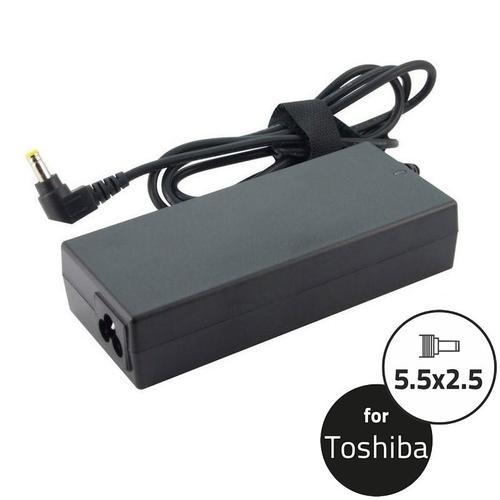 Qoltec Zasilacz do Toshiba 90W   19V   4.9A   5.5*2.5
