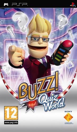 Sony Buzz Quiz World/POL (PSP)/ESN 9176671