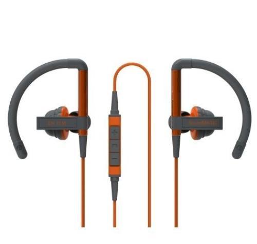 SoundMAGIC EH11M pomarańczowe, sportowe z pilotem i mikrofonem