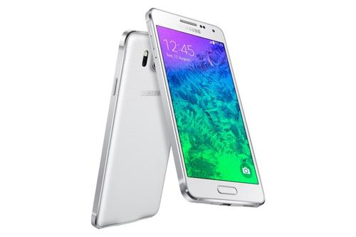 Samsung GALAXY S5 ALPHA G850F WHITE