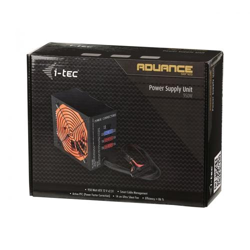 Dicota i-tec Power Supply Unit 950W - ErP/EuP ready