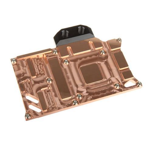 Aqua-Computer kryographics do GTX Titan - akrylowy
