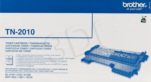 BROTHER Toner Czarny TN2010=TN-2010, 1000 str.