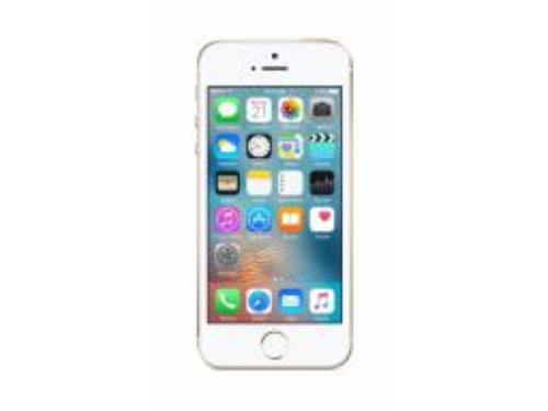 Apple iPhone SE 16GB Złoty (MLXM2LP/A)