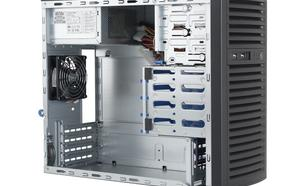 Supermicro Obudowa CSE-731I-300B mid-tower/4U