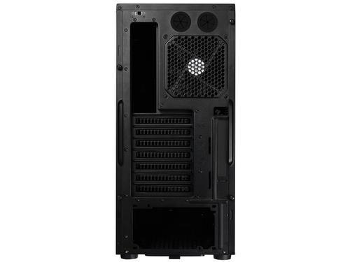 Cooler Master OBUDOWA N600 MIDI TOWER (BEZ ZASILACZA, REGULACJA OBROTÓW I PODŚWIETLENIA)