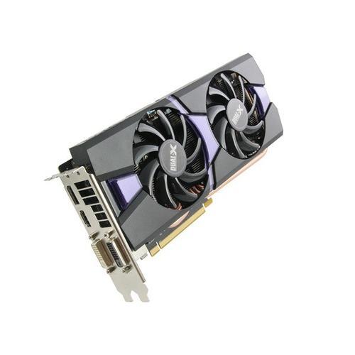 Sapphire Radeon R9 285OC DUAL-X 2G DDR5 PCI-E 256BIT 2DV/HDMI/DP