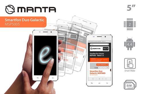 Manta Duo Galactic MSP5005