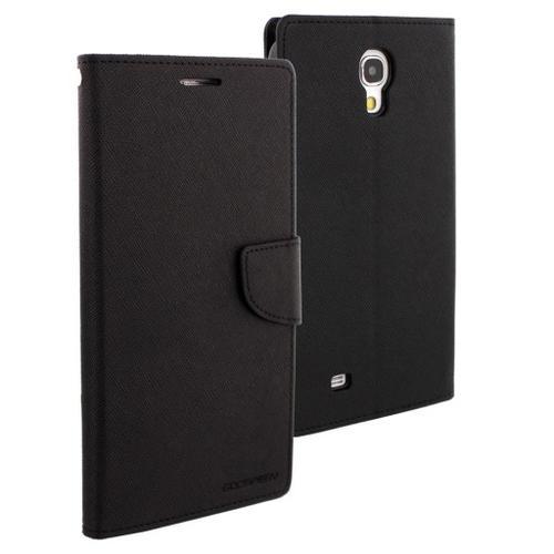 "WEL.COM Etui skórzane Fancy do Samsung Galaxy Tab 4 7"" czarne"