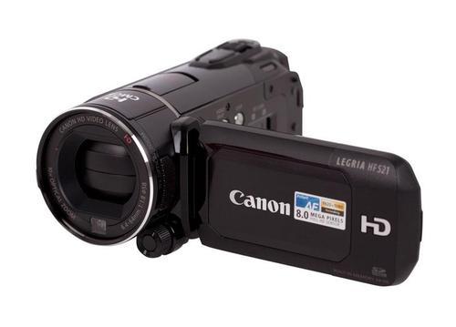 CANON HF S21 4CE