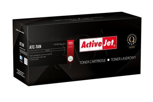 ActiveJet ATC-TAN czarny toner do drukarki laserowej Canon (zamiennik 7833A002) Premium