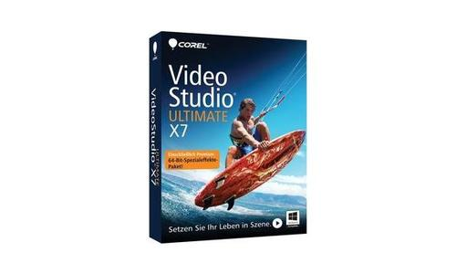 Corel VideoStudio Pro X7 Ultimate - Nowa licencja