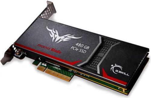 G.SKILL Phoenix Blade SSD 480GB