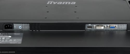 iiyama 27'' XB2776QS WQHD 2560x1440 IPS DVI/HDMI/Display Port