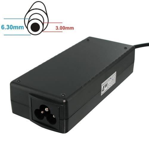 Whitenergy Zasilacz 15V | 5A 75W wtyk 6.3*3.0mm Toshiba 04132
