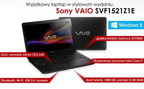 Sony VAIO SVF1521Z1E