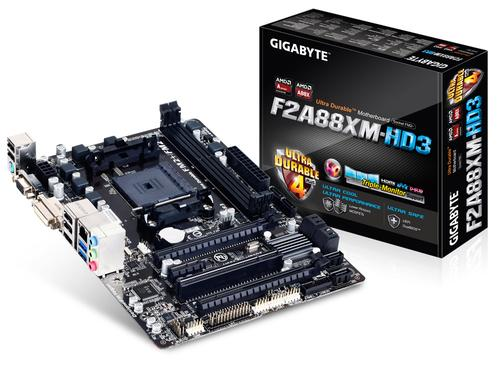 Gigabyte GA-F2A88XM-HD3