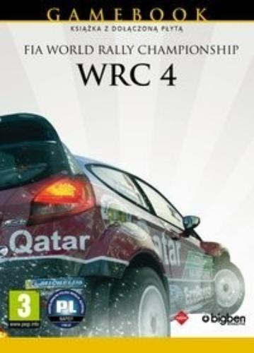 CD Projekt Red Gamebook WRC 4 PC (napisy PL)