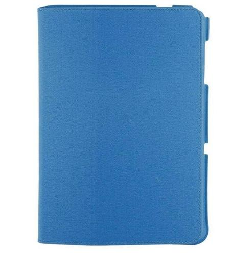 4World Etui z nożką dla Galaxy Tab 10.1, SLIM, niebieskie
