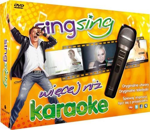 Techland Sing Sing + Mikrofon PC