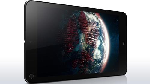 "Lenovo ThinkPad 8 20BN002QPB Win8.1 Pro Z3770/2GB/64GB/WiFi + WWAN/N-Optical/8.3"" LTE Graphite Black"
