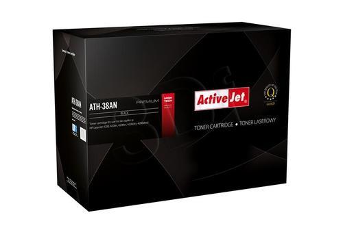 ActiveJet ATH-38AN czarny toner do drukarki laserowej HP (zamiennik 38A Q1338A) Premium