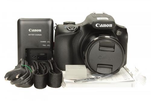 Canon PowerShot SX60 HS BLK 9543B002AA