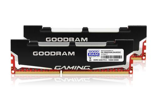 GoodRam DDR3 LED 8GB/1866 (2*4GB) CL9-11-9-28