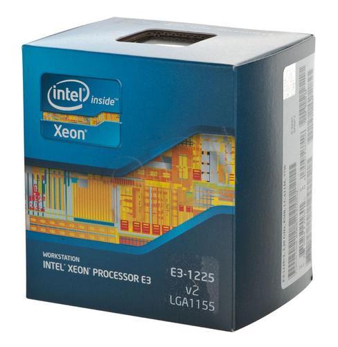 INTEL XEON E3-1225V2 BX80637E31225V2