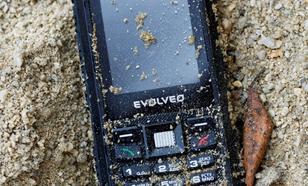 Evolveo StrongPhone X1 Wodoszczelny Dual SIM