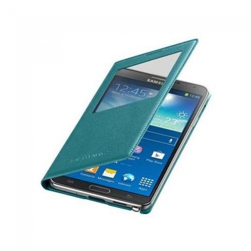 Samsung Etui N9005 Light Blue S-View