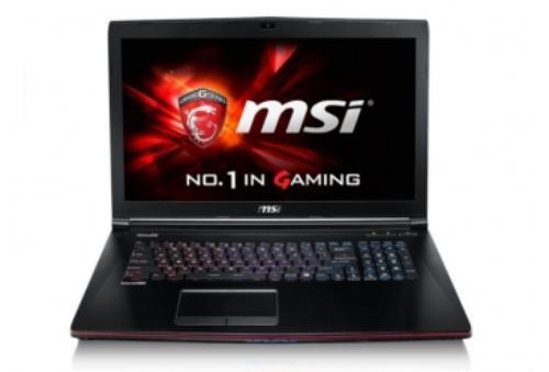 MSI GE72 2QC-271XPL i7-5700 8GB 17,3 1TB 960M BSY
