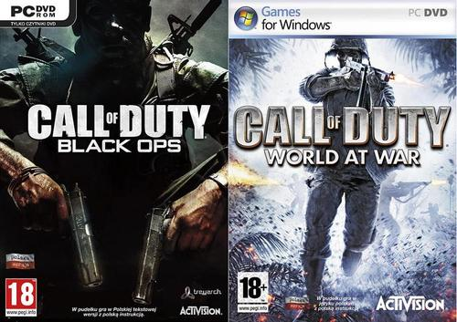 Call of Duty: World At War + Callof Duty: Black Ops