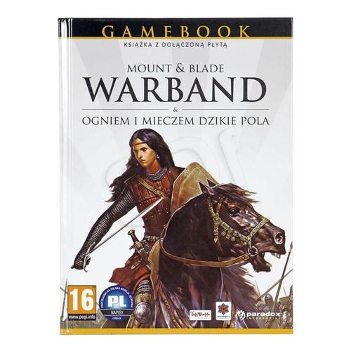 Gamebook Warband + Dzikie Pola