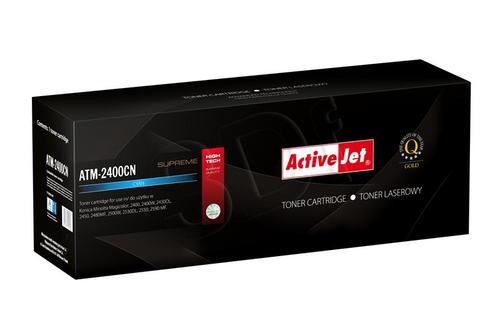 ActiveJet ATM-2400CN toner Cyan do drukarki Minolta (zamiennik Minolta 1710589-007) Supreme