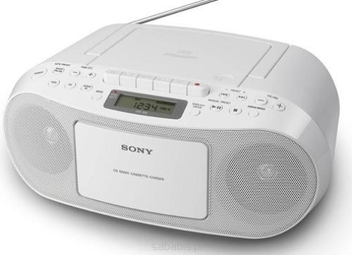 Sony Radiomagnetofon CD CFD-S50W