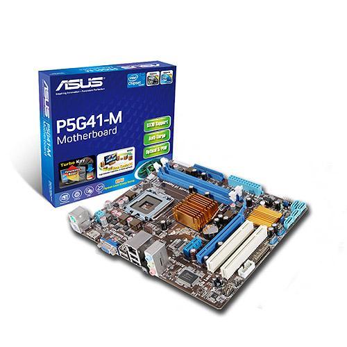 Asus P5G41-M