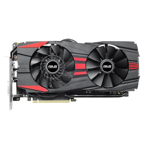 Asus GeForce CUDA GTX960 BLACK 2GB DDR5 128BIT DVI/HD/3DP