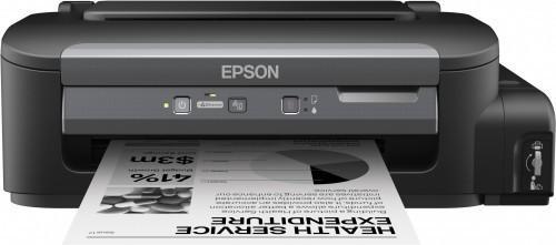 Epson Drukarka CISS M100 A4/mono/3pl/34ppm/USB/LAN