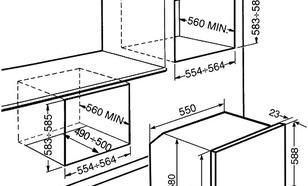 Smeg SFP750BS piekarnik