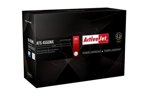 ActiveJet ATS-4550N toner Black do drukarki Samsung (zamiennik Samsung ML-4550B) Supreme