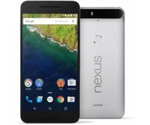 Smartfon Huawei Nexus 6P 32GB Srebrny (Nexus 6P 32GB Silver)