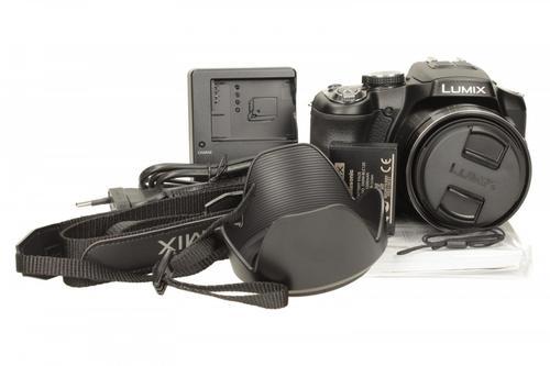 Panasonic DMC-FZ200 black