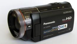 Panasonic HC-X900M