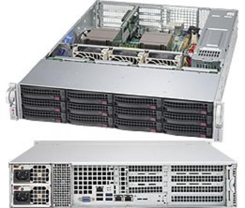 Supermicro SuperServer 6028R-TDWNR SYS-6028R-TDWNR